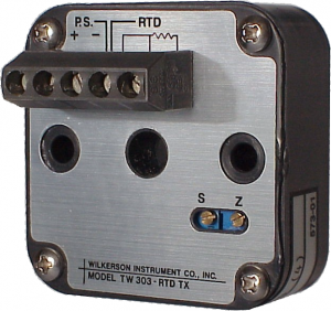 TW303 Two-Wire Transmitter
