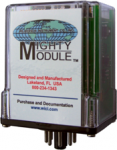 MM1700 Frequency Input, Single Alarm, Fixed Range, DPDT Relay